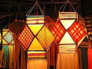 Paper Lampshades